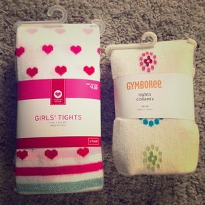 Girls tights Gymboree Target